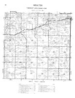 Milton Township, Chandler, Lost Timber, Chanarambie, Murray County 1961